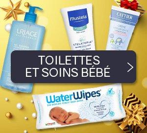 toilette et soins bébé