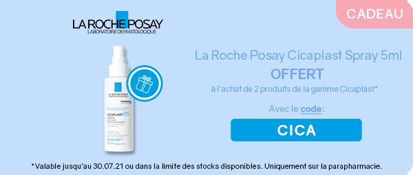 La Roche Posay Lipikar + anthelios