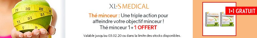 XLS Medical thé